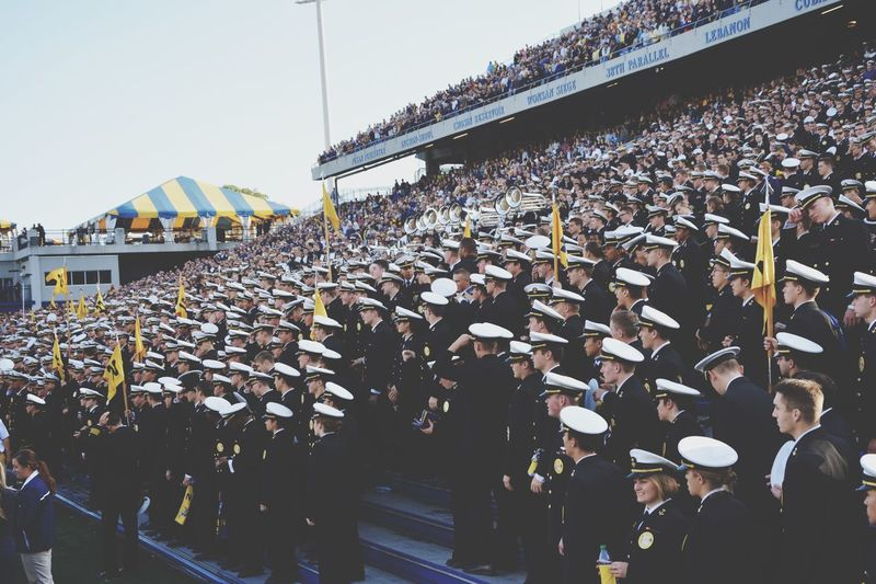 Annapolis Football Game U.S. Navy