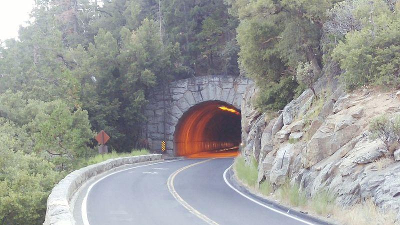 Mountains Mountain Tunnel Tunnel Entrance Hidden Gems  Hidden Gem Cliff Side