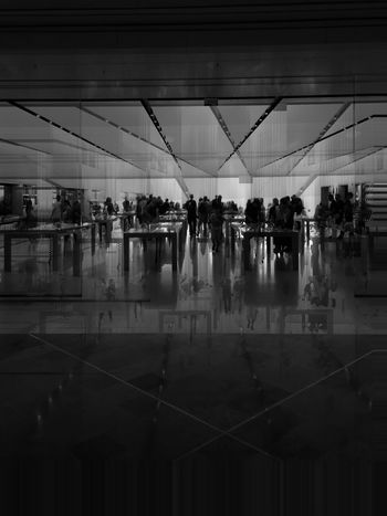 People... Architecture Built Structure Reflection Group Of People Nature Crowd Large Group Of People Travel Outdoors Transportation Real People Day Flooring Ceiling City Water City Life Lobby Airport Terminal