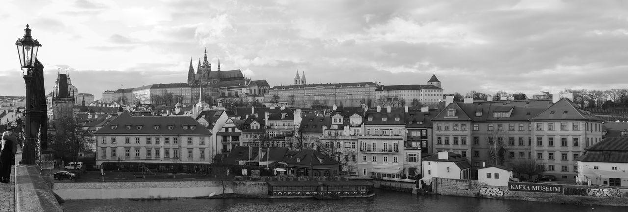 Prague's open