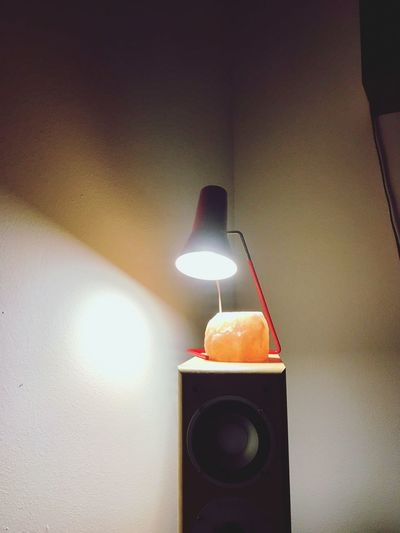 Illuminated Lighting Equipment No People Electricity  The Lamp Acoustic