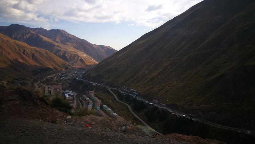 Por las Rutas del Perú.