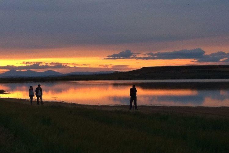 Valió la pena esperar Hanging Out EyeEm Best Shots - Sunsets + Sunrise Sun-collection Nature_collection