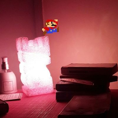 Super Mario is now seeking books instead of the pinky stinky princess :3. Super Mario Giddyology  Giddy instamood instagood pink books thursdaynight sleepless creativity tunis tunisia