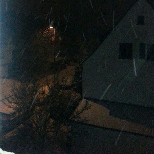 let it snow, let it snow, let it snow ; )
