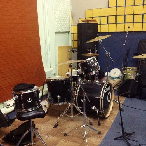 мое утро барабаны Drums набережные_челны игареша занятие