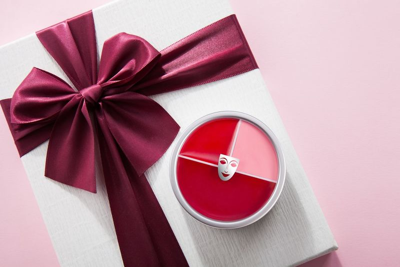 Ribbon Ribbon - Sewing Item Red Bow Tied Bow Celebration Box No People Still Life Box - Container Emotion Close-up Event Christmas Gift Box Indoors  Pink Color Gift Studio Shot Holiday