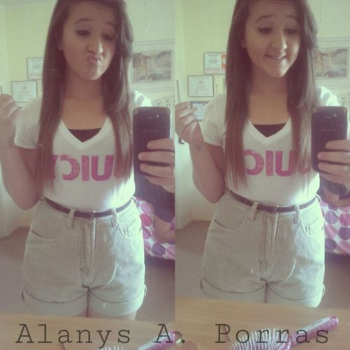 Im too cute for you anyways . <3