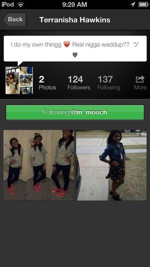 Yall Go Follow My Snicker @m_mooch
