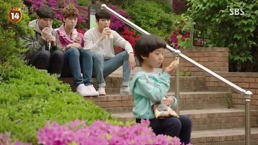 Cưng lắm cái gia đình bự này CEO Tài Ba Entertainer Kang Min Hyuk 강민휙 Cute Boy 😘😘