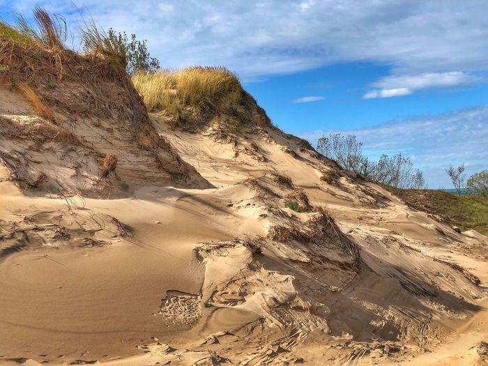 Dunes Sky Sand Land Nature Day Beach Outdoors Sand Dune