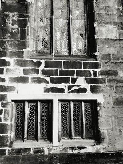 Leaded Windows Windows_aroundtheworld Stained Glass Blackandwhite Photography Beautiful Stonework Architectural Detail Windowsporn Medieval Sunlight And Shadow Autumn