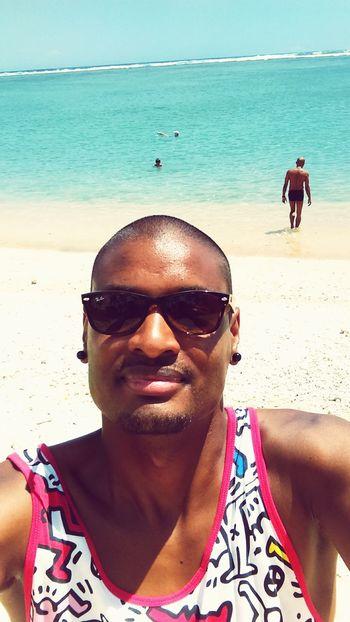 Sunbathing Me Enjoying The Sun Life Is A Beach Sunshine Enjoying The Sun Iledelareunion Sea Hi! That's Me