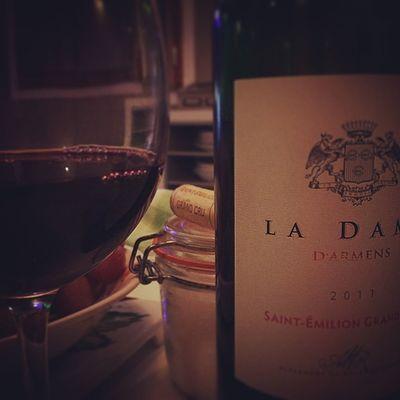 La Dame. Wine SaintEmilion