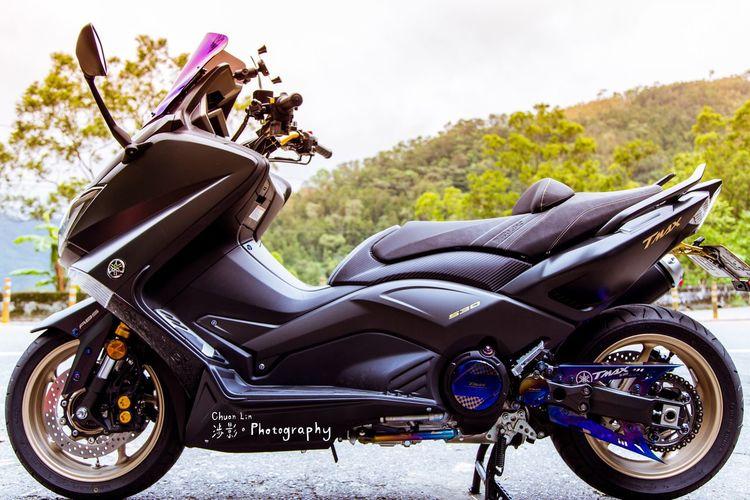 涉影.Photography Canon 6D Motorcycle Tmax Tmax530 Sport Nicecar
