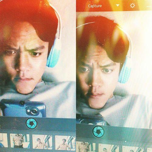 Daaan... Ketika bosan melanda! Ngegeje pun jadi. That name is Camfie = webcamselfie ??? Selfie Go Camfie Webcamselfie lol lmao fun thenewnameofselfie youcam yipieeee selfielover