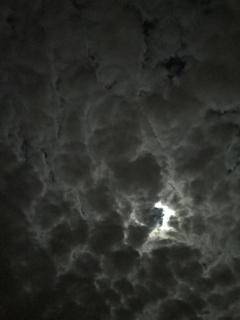 Cloud - Sky moon - clouds Night Sky Moonlight Moon And Clouds Moonlight Through The Clouds