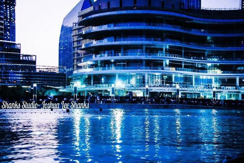 Architecture Building Exterior Built Structure Modern Night Outdoors City Water Travel Destinations EymEmNewHere