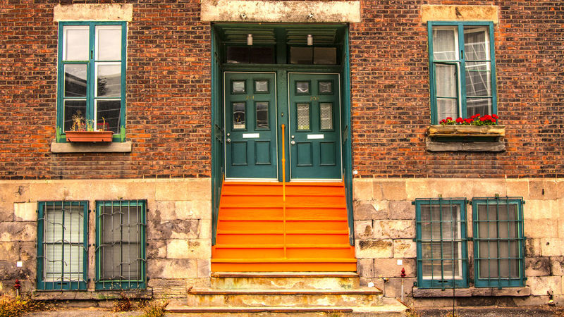 Architecture Architecture Architecture_collection Brick Wall Building Exterior Built Structure Color Colorful Day Home House Oldhouse Orange Color Outdoors Residential Building Residential Structure Window