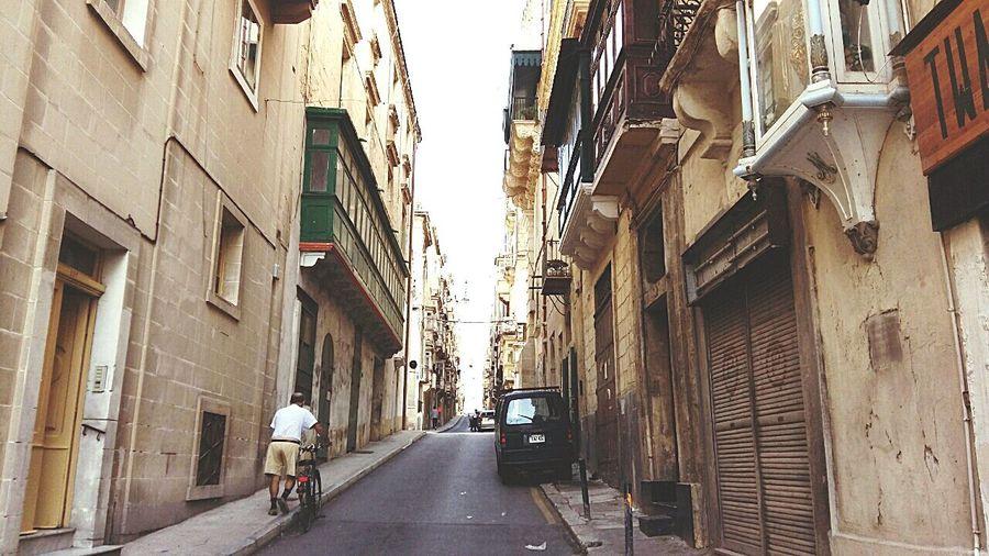Malta Dailyphoto Town Valetta Valetta Pretty♡ Like Streetphotography Like4like Nice!