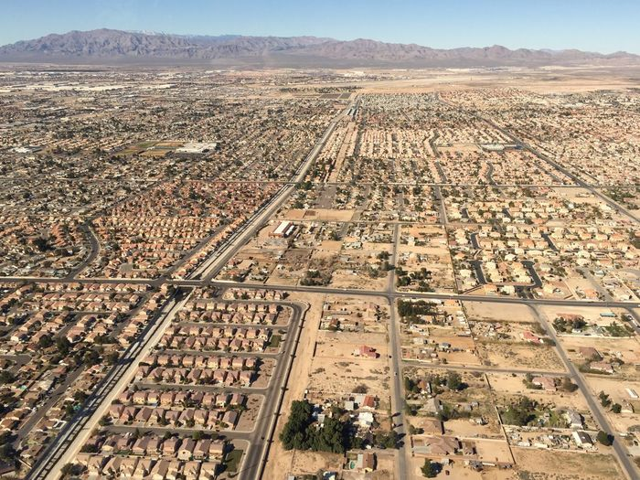 Dusted with desert Textures Of Nevada Texture Aerial View Architecture City Built Structure Cityscape Day Outdoors Landscape Desert Life Flying High