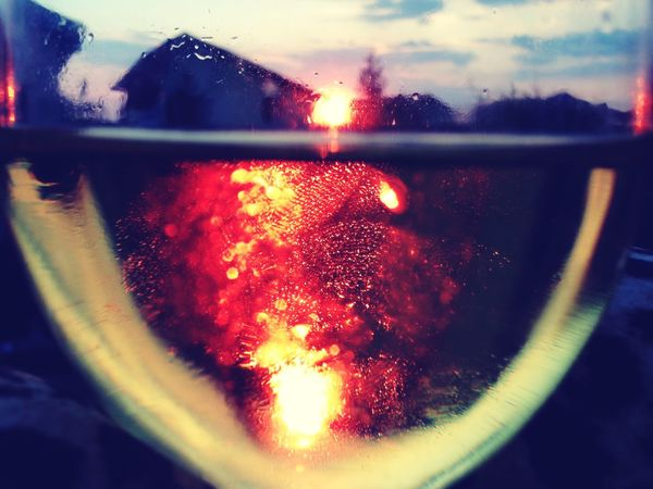 Sunset in a glass of wine :D Hanging Out Hello World Taking Photos Enjoying Life
