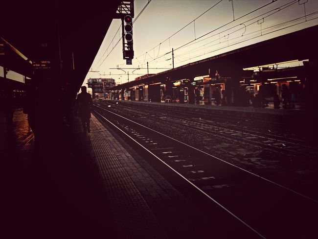 Ma quanto amore c'è nelle stazioni?!