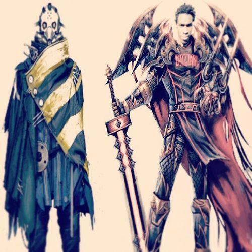 Gotta love the armor Badboys Ohhellyeah Blizzard Scottyzepplin art epic