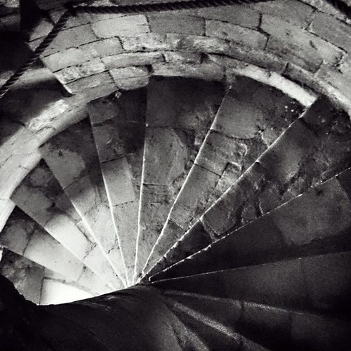 Norman Staircase Bnw_zone Mediaeval keep ruins buildingstylesgf building_shotz exploring_shotz castle castlerising bnw_of_our_world archilovers arts architecture architectureporn architexture archidaily bnw_universe lookup spiralstaircase blacandwhite monastic BlackAndWhitePhotography history heritage light blacknwhite_perfection shadow