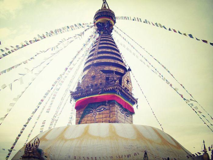 Peace And Love Shrine Pagoda Buddha