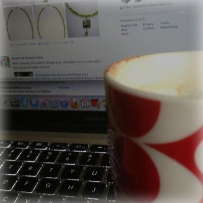 27: morning .. coffee and Facebook catch up .. 9:30am slept in after a late night #fmsphotoaday #photoadayoct Fmsphotoaday Photoadayoct