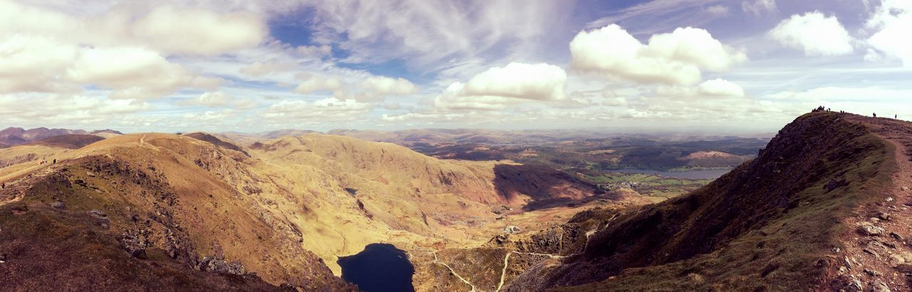 View from Coniston Coniston Panaramic Lakes  The Lake District  Mountains Scenery View Landscape Clouds The Great Outdoors - 2015 EyeEm Awards The Great Outdoors - 2016 EyeEm Awards