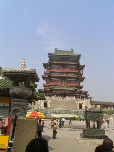 Nanchang Pavillion Of Prince Teng