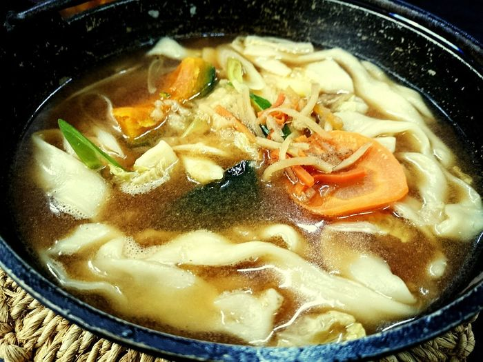山梨 かぼちゃほうとう Japanese Culture Udon Udon Noodles Japanese Food Japanese  Houtou