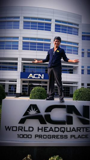 ACN the biggest even in my life!!