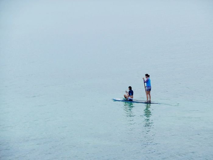 Bohol, Philippines, Feeling Lost Lostinplace Paddleboarding Watersports Sea Togetherness Go Higher