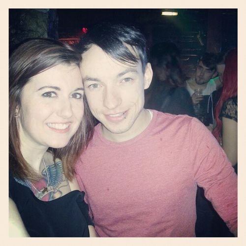 :) Love Boyfriend Drunk Fun Manchester Happy Satanshollow