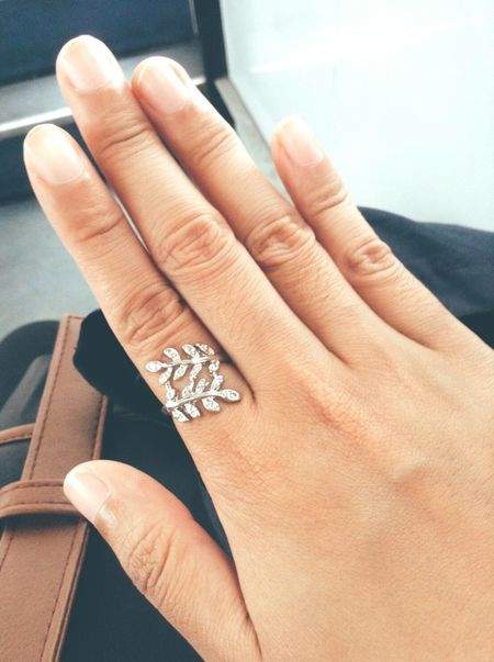 The ring. No People Bangkok Life Ring My Ring Hand Jewelry Fingers Accessories ❤ Women Style Fashionring On The Finger