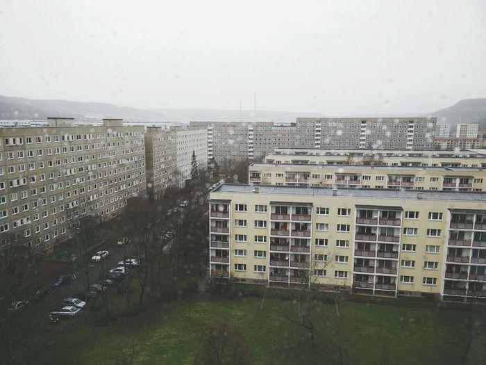 Jena Plattenbau