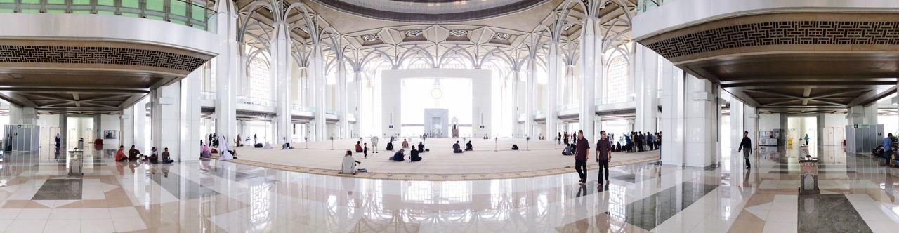 Putrajaya Architecture Malaysia Travel Destinations Mosque