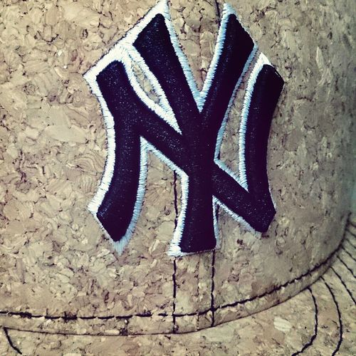 NY NewEra 59fifty Today's Hot Look 用帽子把自己收藏起来?