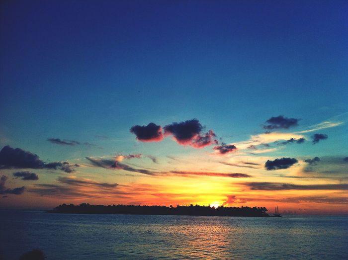 Mallory Square Key West Sunset Nature