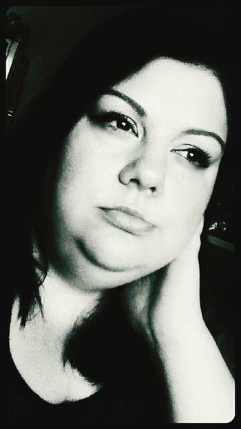 Heartbroken People That's Me Self Portrait Beauty