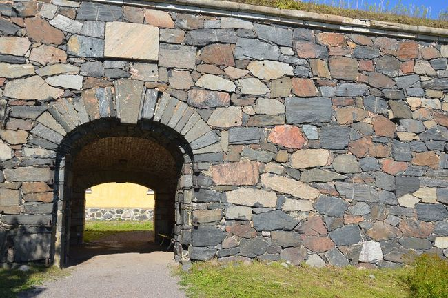 This is one of the many entrances allowing people to go inside the fortifications. Suomenlinnan Architecture Entrance EyeEmNewHere EyeEmReady Helsinki Hole In The Wall Rock UNESCO World Heritage Site Arch Buildings Day Door Fort Fortification Fortress Fortress In Europe Hole Island No People Opening Protection Stone Material Summer Walll