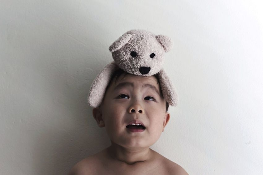 childhood is never complete without Teddy Teddy Teddybear Childhood Childhood Memories Child Kid Showcase: December Eye4photography  EyeEm Best Shots RePicture Growth The Portraitist - 2016 EyeEm Awards