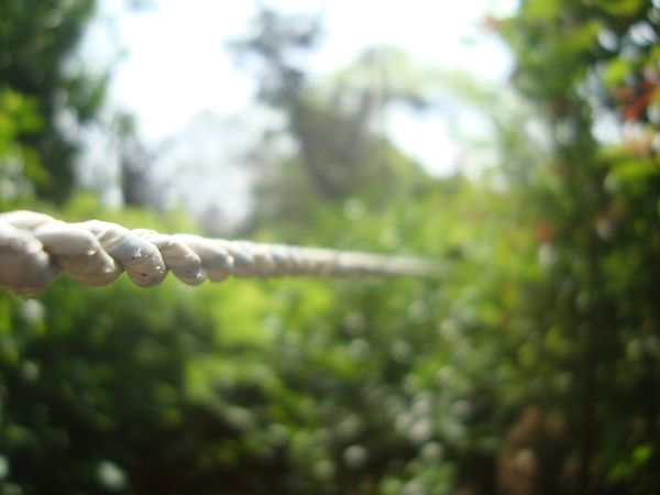 A Rope Rope Infinitness Relaxing Different View Fous
