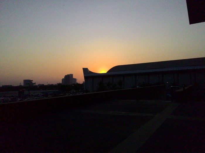 Sunset Thailand Nachnatty