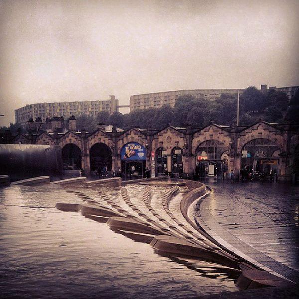 Sheffield Parkhill Urbansplash Waterfeature