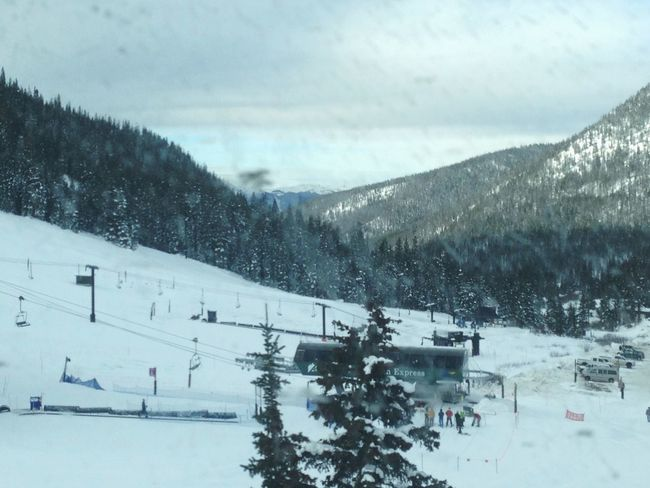 Hello World Taking Photos Iphonephotography Ski Slope In Vail CO