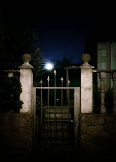 Full Moon Luna Llena Galicia